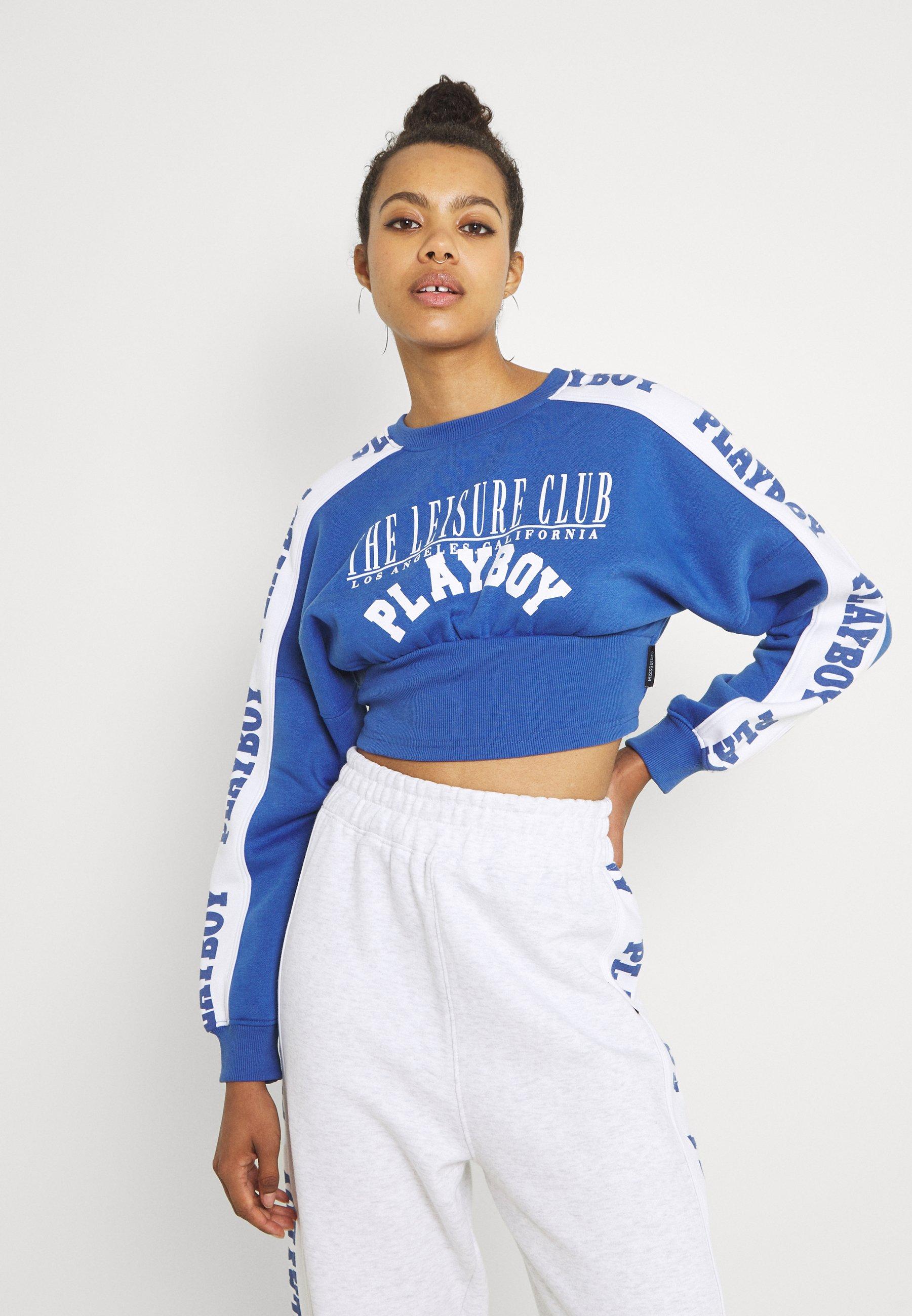 Women PLAYBOY SPORTS WAIST - Sweatshirt