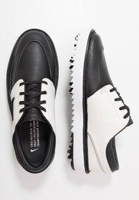 Nike Golf - JANOSKI G TOUR - Golf shoes - black/phantom/white - 1