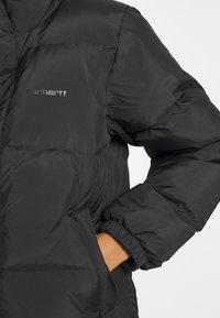Carhartt WIP - DANVILLE JACKET - Down jacket - black - 5