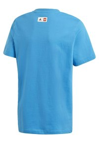 adidas Performance - LEGO 2 GRAPHIC - Print T-shirt - blue - 1