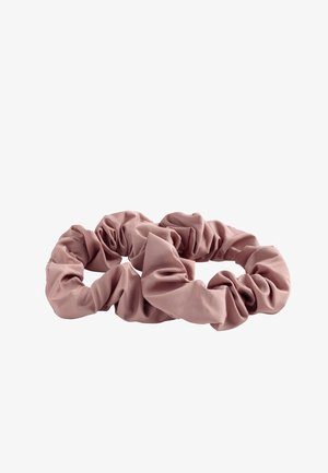 2 SCRUNCHIES - Headscarf - pink
