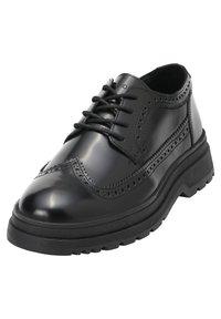 Marc O'Polo - Volnočasové šněrovací boty - black - 2