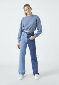 PULL&BEAR - Sweatshirt - blue-grey - 1