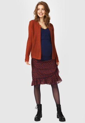 A-line skirt - picante