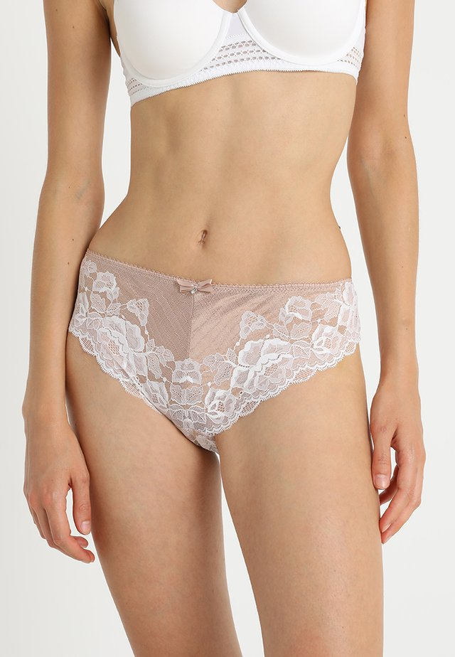 MARIANNA BRAZILIAN - Briefs - latte
