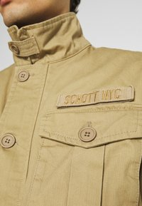 Schott - REDWOOD - Summer jacket - sand - 8