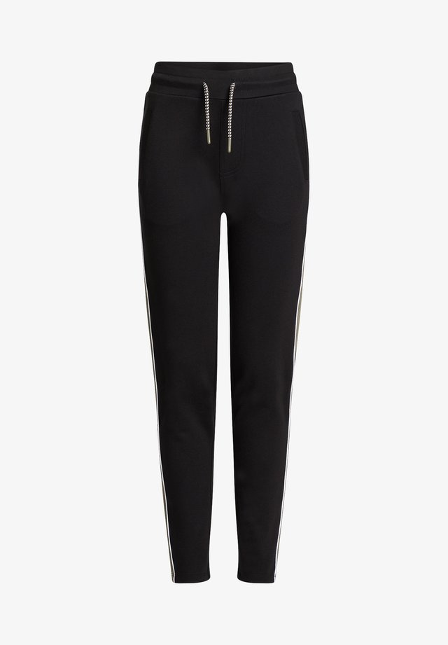 MET TAPEDETAIL - Trainingsbroek - black