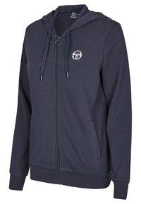 Sergio Tacchini - NEW ELLA  - Zip-up sweatshirt - dark blue - 2