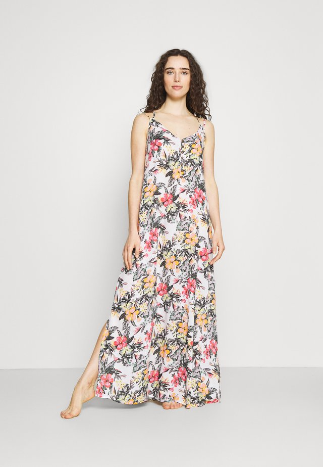 MAXI DRESS - Ranta-asusteet - white/red