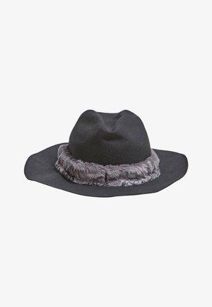 Hut - schwarz