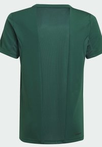 adidas Performance - B SEAS TEE - T-Shirt print - green - 5