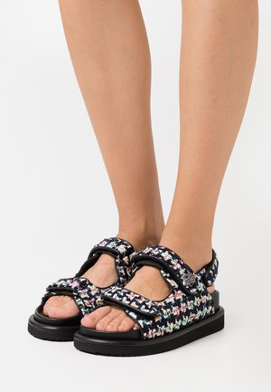 ORSON - Platform sandals - multicolor