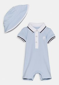 Timberland - ALL IN ONE PULL ON HAT SET - Jumpsuit - pale blue - 0
