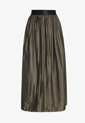 MABELLA SKIRT - A-line skirt - grape leaf