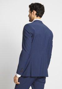 Esprit Collection - TROPICAL SUIT - Suit - blue - 7