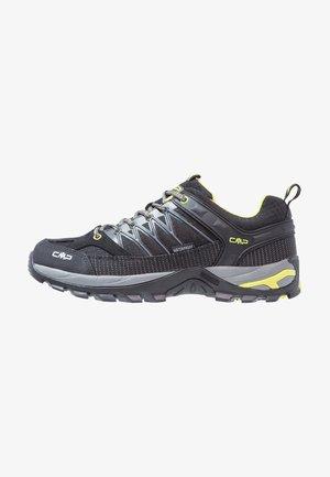 RIGEL LOW TREKKING SHOES WP - Hiking shoes - nero