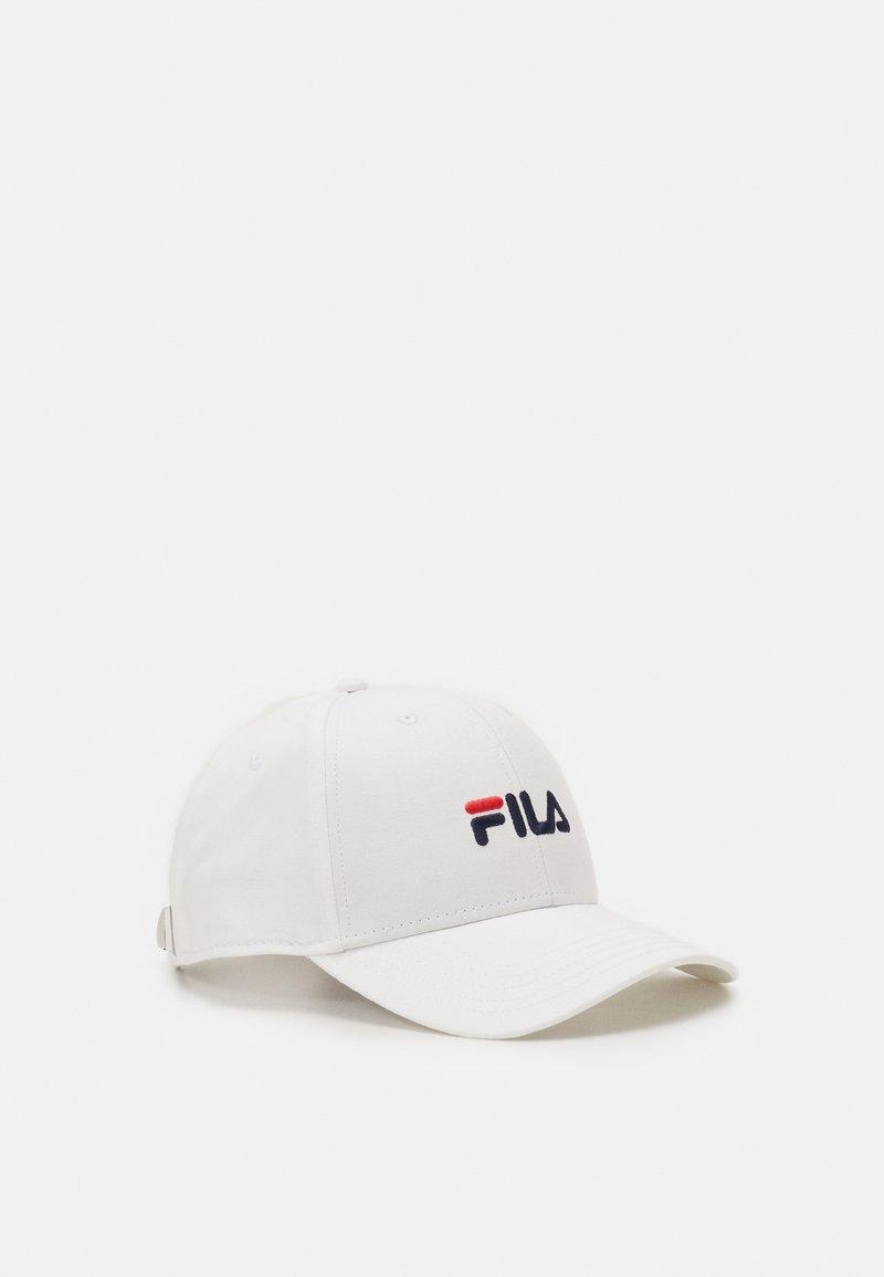 Fila - CAP KIDS - Kšiltovka - bright white