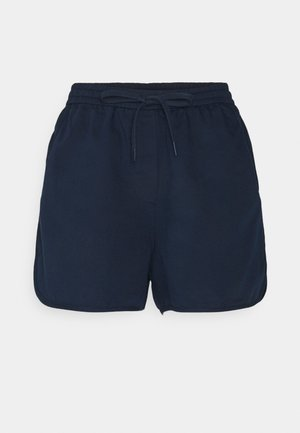 Shorts - dress blue