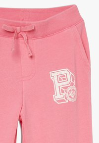 Polo Ralph Lauren - GRAPHIC BOTTOMS - Tracksuit bottoms - lauren pink - 3