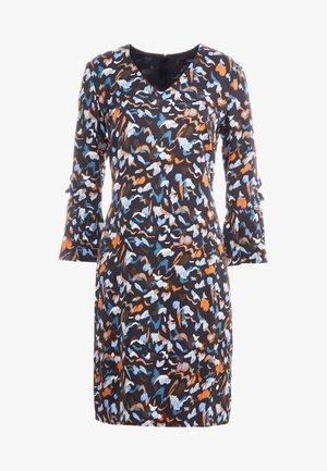 AMANDA LOVELY DRESS - Denní šaty - multi color