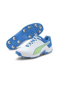 Puma - Spikes - puma white-nrgy blue-green - 2