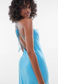 Bershka - Day dress - blue - 3
