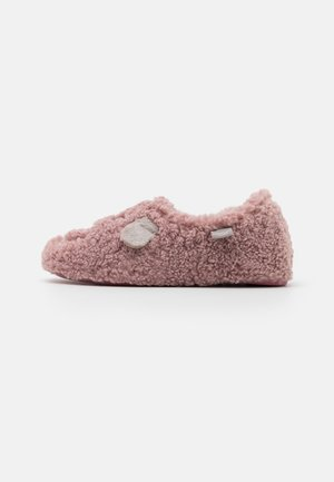 MARTA - Tøfler - rosa