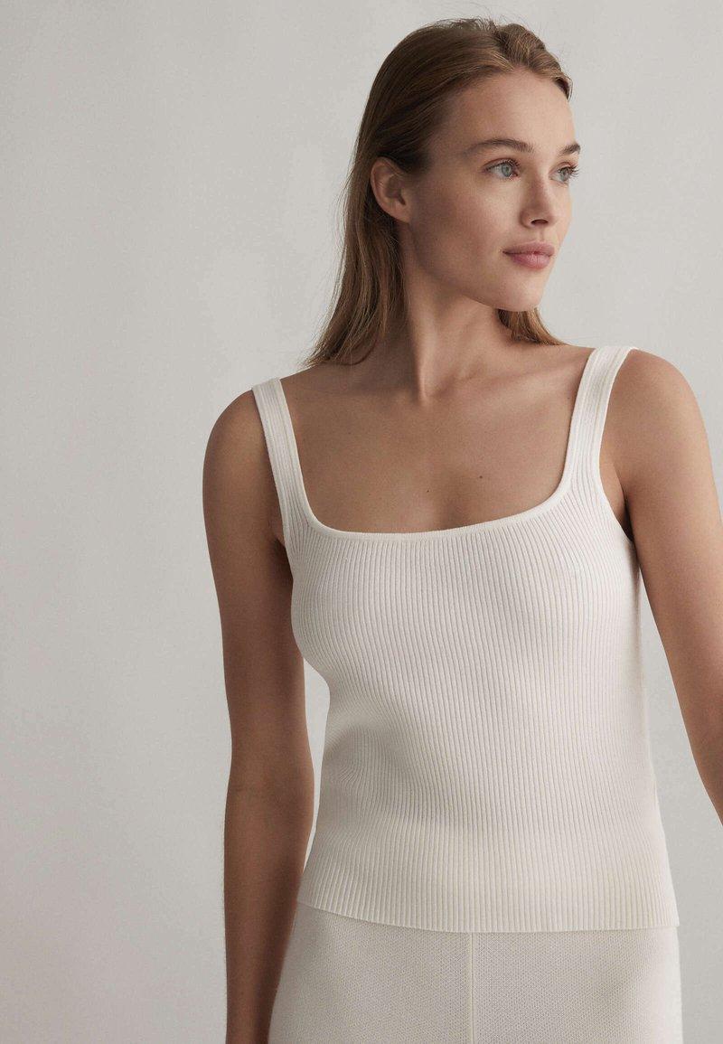 OYSHO - Top - white