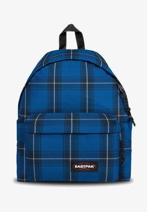 PAKR - Ryggsäck - checked blue