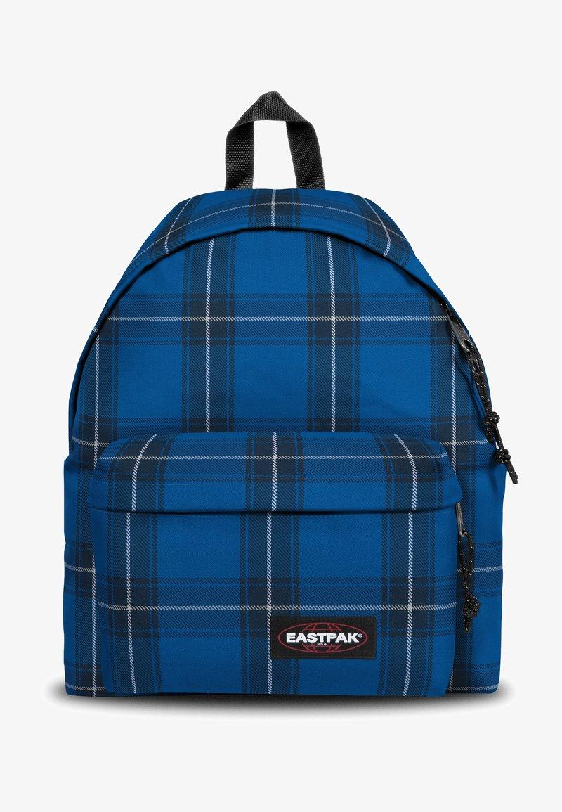 Eastpak - Reppu - checked blue