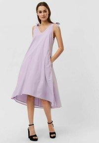 Vero Moda - Vardagsklänning - pastel lilac - 1