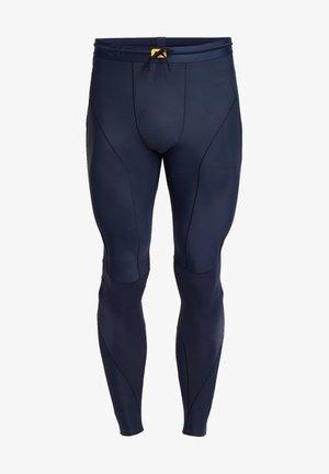 Tights - navy blue