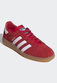adidas Originals - Scarpe skate - red - 1