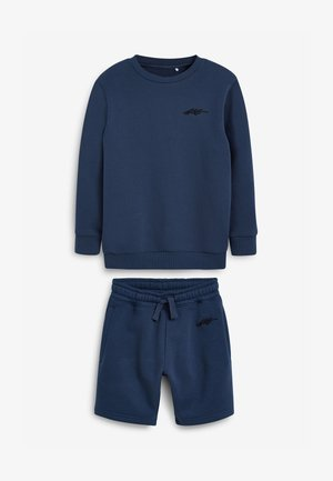 PLAIN - Tracksuit bottoms - blue