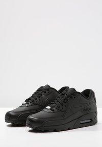 Nike Sportswear - AIR MAX 90 - Baskets basses - black - 2