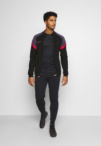Nike Performance - DRY ACADEMY - Training jacket - black/siren red - 1
