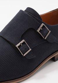 Van Lier - GOLIATH - Loafers - blue - 5