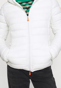 Save the duck - GIGAY - Winter jacket - off white - 5