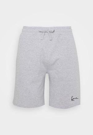 SIGNATURE  - Tracksuit bottoms - ash grey