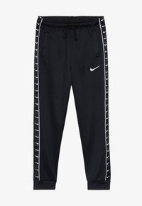 Nike Sportswear - TAPE - Pantalon de survêtement - black/white - 3