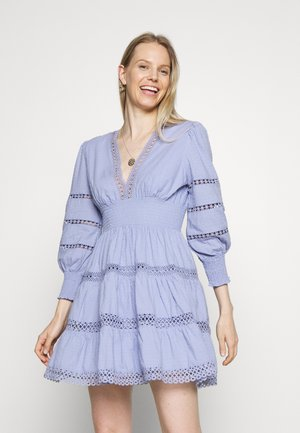 INEZ DRESS - Day dress - french lavender