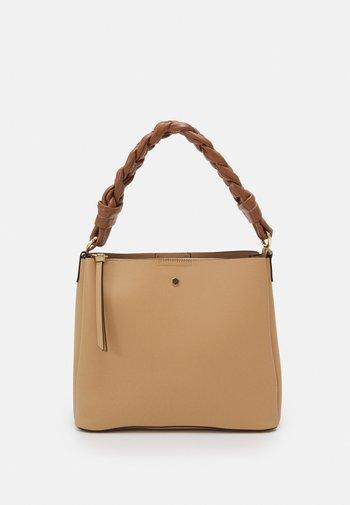 SAC LACEY - Shopper - camel