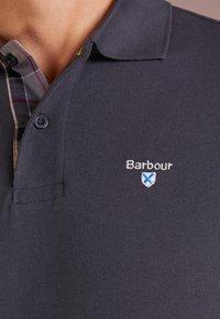 Barbour - TARTAN  - Polo shirt - dark blue - 4