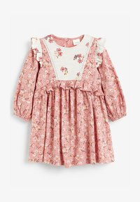 Next - FRILL MIX  - Day dress - pink - 0