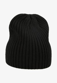 Jack & Jones - JACBART BEANIE - Čepice - black - 3