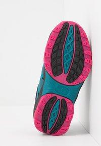 LICO - FREMONT - Sneakers laag - petrol/pink/schwarz - 5