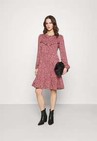Mavi - PRINTED DRESS - Shirt dress - mesa rose - 1