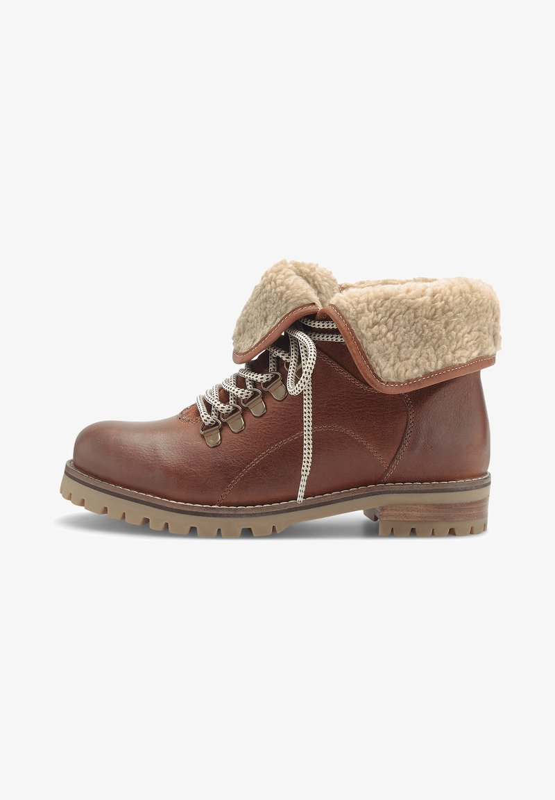 Coolway Freestyle - Winter boots - mittelbraun