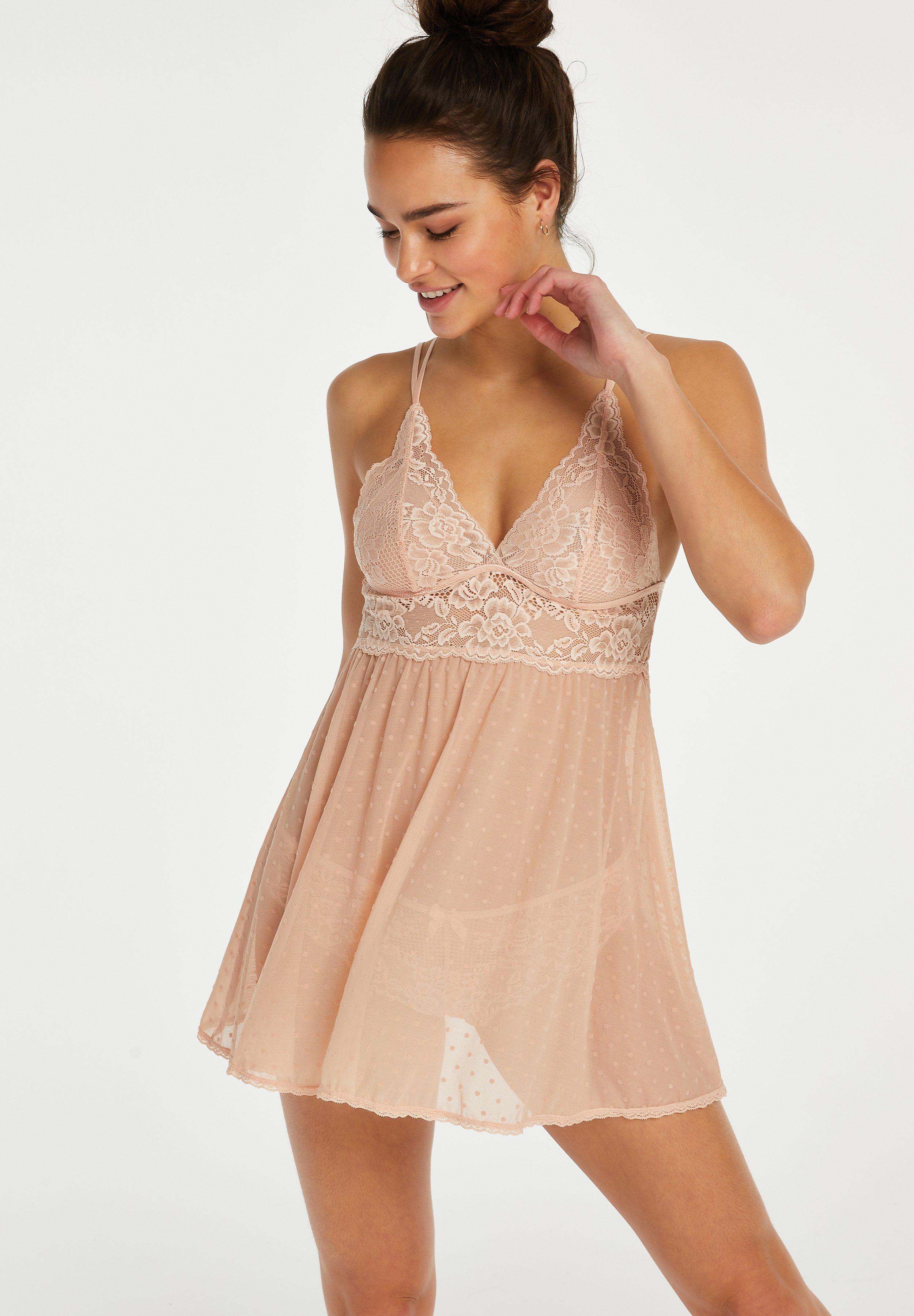 Damen BABYDOLL - Nachthemd