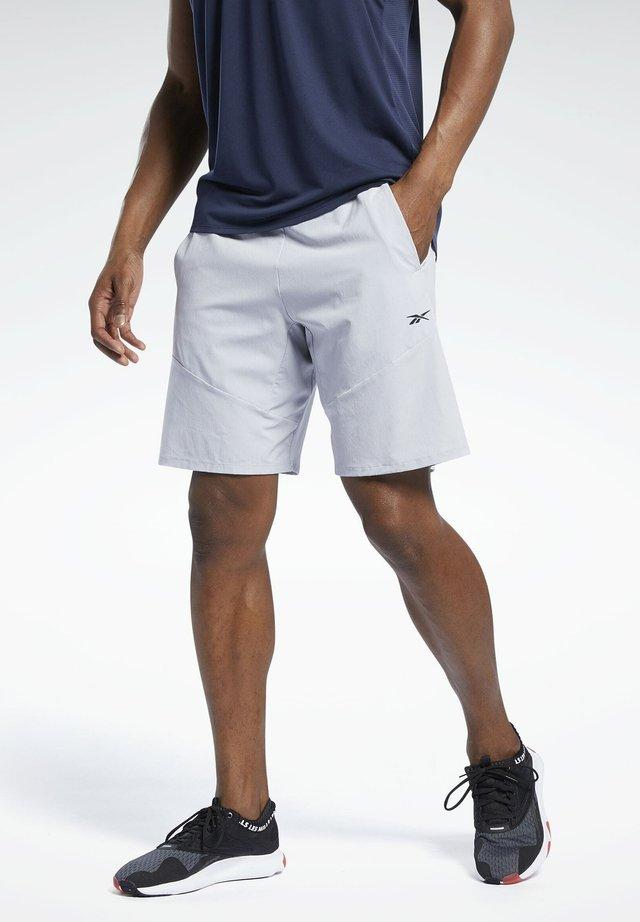 LES MILLS® EPIC SHORTS - Pantaloncini sportivi - grey